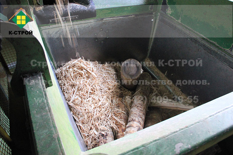 производство щепы велокс