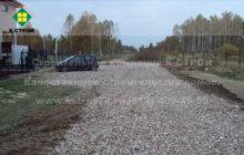 поселковая-гравийная-дорога