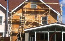 демонтаж фасада