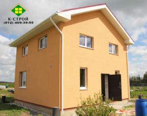 дом деревня Ржевка